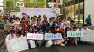 渋谷センター街七夕まつり-(1)