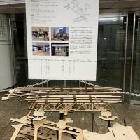 東京駅:駅模型と説明パネル